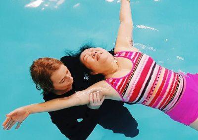 Little Splashes Aquatics - Adult Swimming Lesson