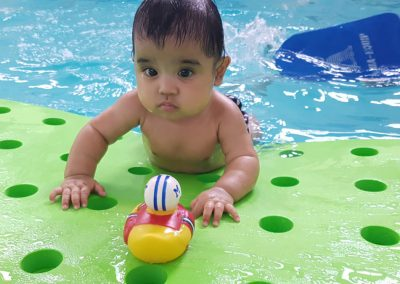 Little Splashes Aquatics - Infant Swimming Lesson