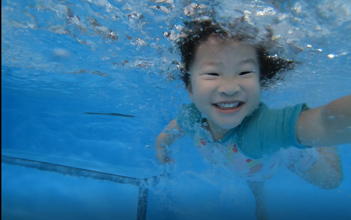 Little Splashes Aquatics - Toddler Swimming Lesson